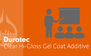 Duratec Clear Hi-Gloss Gel Coat Additive