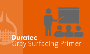 Duratec Gray Surfacing Primer