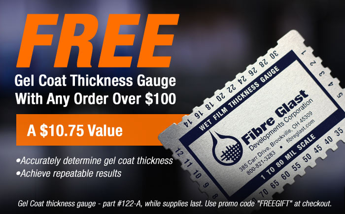 Free Gift with $100 Order