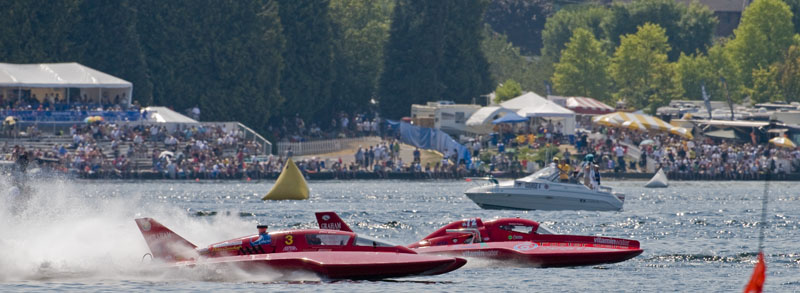 Grant Boat Racing