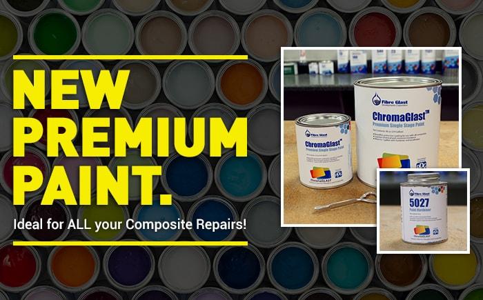 ChromaGlast Paints