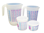 EZ Mix Containers - 2.5 Quart EZ Mix Pitcher