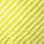 KEVLAR® Twill Weave Fabric - Roll - Swatch (4