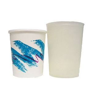 Cups for Spray Guns - 1 Quart Reusable Plastic Tubs