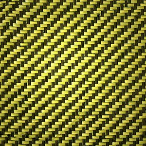 KEVLAR&reg / Carbon Hybrid (Yellow) - Clearance