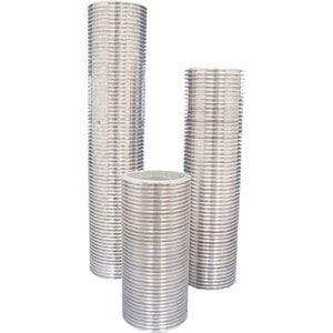 Aluminum Finned Roller Sleeves