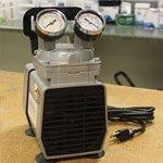 1/8 HP Vacuum & Pressure Pump Combo