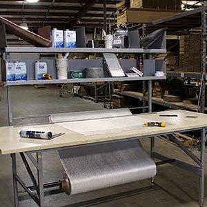 Complete Composite Workcenter