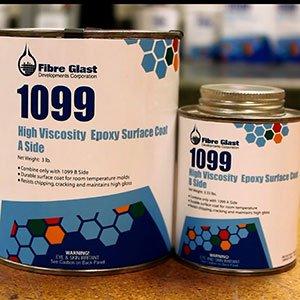 High Viscosity Epoxy Surface Coat