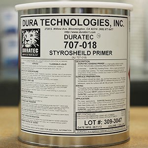 Duratec StyroShield Primer