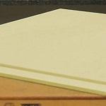 Vinyl Foam: Divinycell 4 lb. Density - 1/2 inch 32x48 Sheet