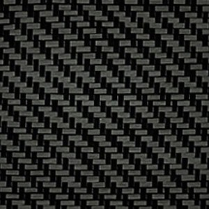 6K, 2 x 2 Twill Weave Carbon Fiber Fabric
