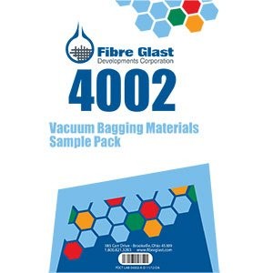 Vacuum Bagging Materials Sample Pack