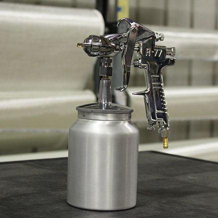 1 Liter (33 oz.) High Pressure Spray Gun