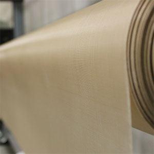 Teflon Coated Fiberglass - Porous