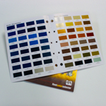 ChromaGlast™ Color Book